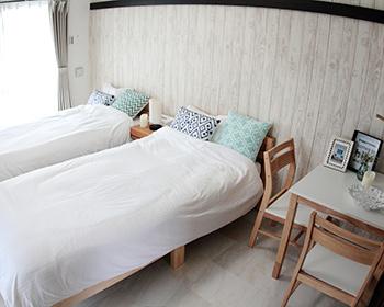 沖縄滞在をゆったりと、快適に。
